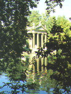 villa borghese address