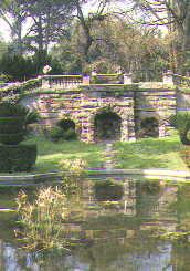 Villa Sciarra Roma Indirizzo